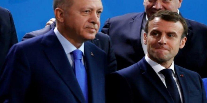 Erdoğan'dan Macron'a: Zihinsel tedaviye ihtiyacı var