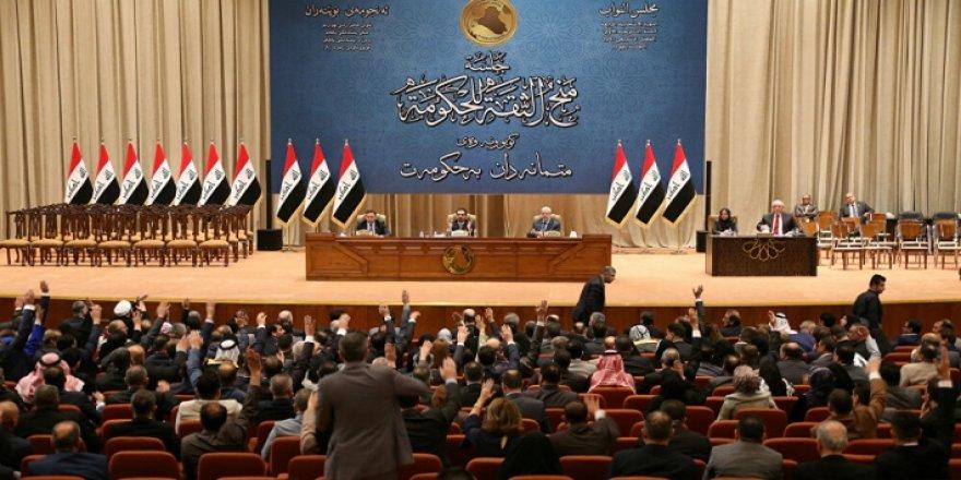 Irak Parlamentosunda Kerkük ve Musul dışındaki seçim bölgeleri ile ilgili yasayı onaylandı