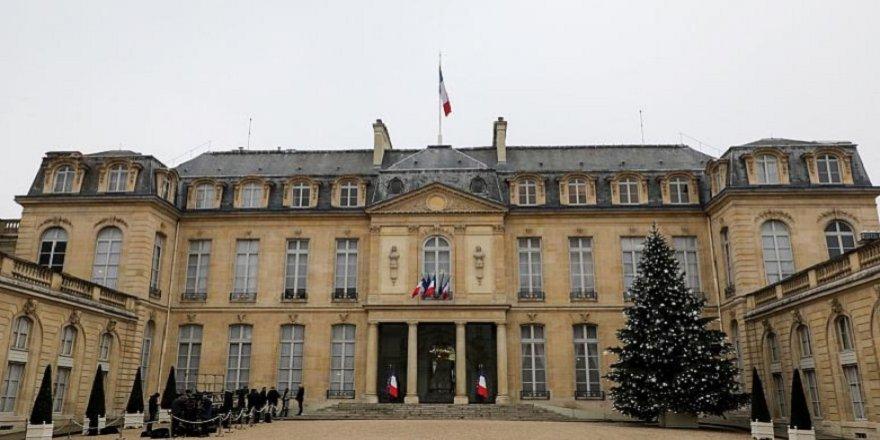 Elysee Sarayı: Erdoğan'ın Macron hakkındaki sözleri kabul edilemez
