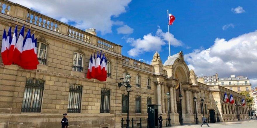 Erdoğan'ın açıklaması ardından Fransa Türkiye Büyükelçisi'ni geri çağırdı