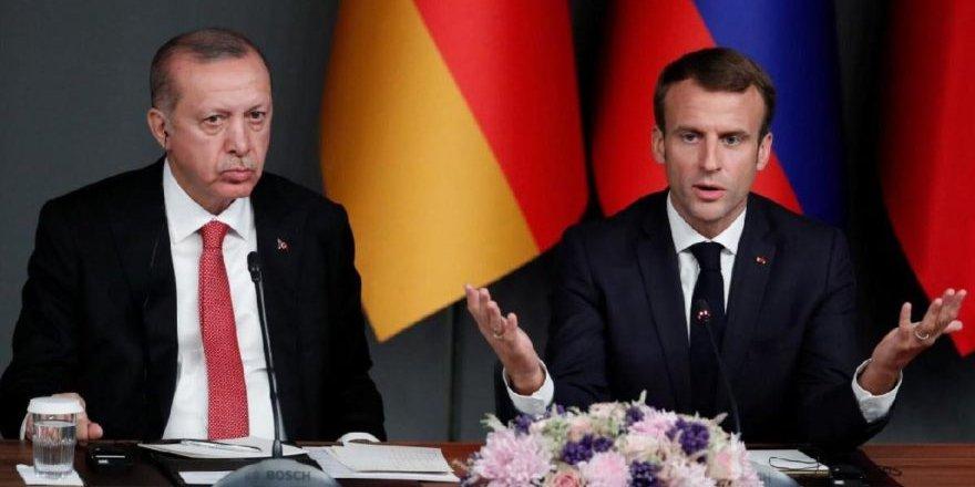 Fransa, Ankara Büyükelçisini Paris'e çağırdı