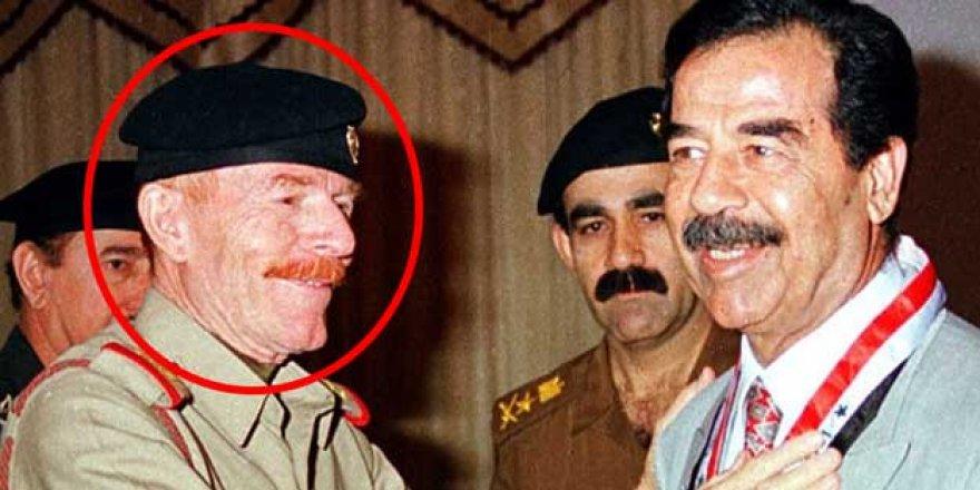 Saddam'ın sağ kolu el Duri öldü