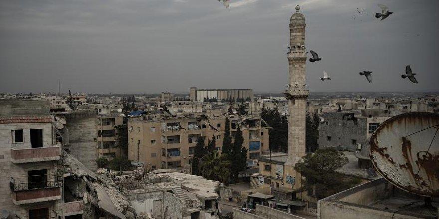 İdlib: SMO'nun eğitim kampı havadan vuruldu