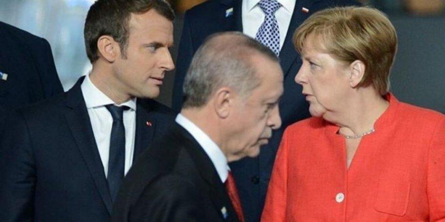 Almanya'dan Erdoğan'a Macron Tepkisi