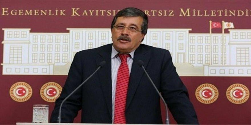 BDP eski Milletvekili İbrahim Binici'ye Kobani soruşturmasından gözaltı