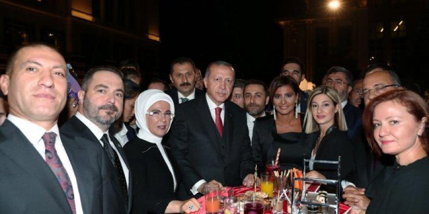 Erdoğan: Türkiye'de evine ekmek götüremeyen diye bir şey var mı?