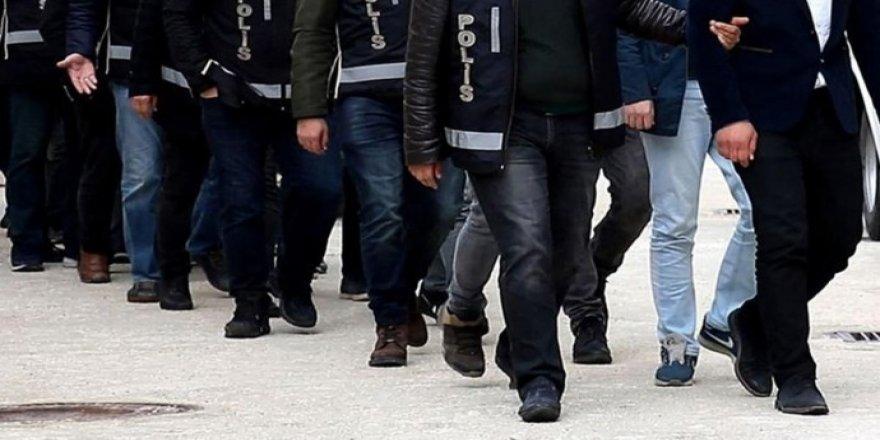 12 kentte 93 kişi gözaltına alındı