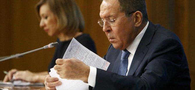 Lavrov: 'Kürt sorunu kilit önem taşiyor'