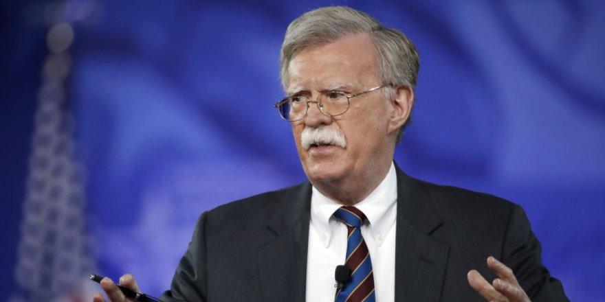 Bolton: Ortadoğu'nun istikrarı için Kürdistan bağımsız olmalı