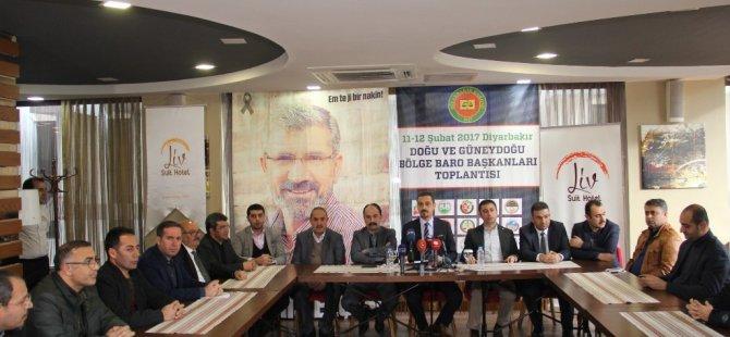 Kürdistan Baroları: OHALda referandum yapılması endişe verici
