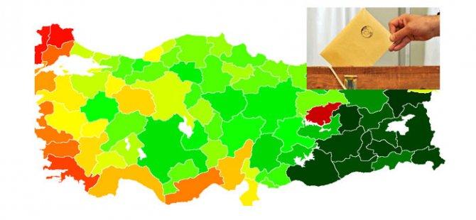 Kürdistan'da yüzde 22'lik kararsız kitle referandumda ne yapacak?