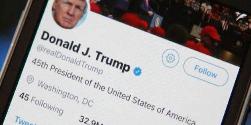 Twitter Trump'ın 'seçimde sahtekarlık var' mesajını engelledi
