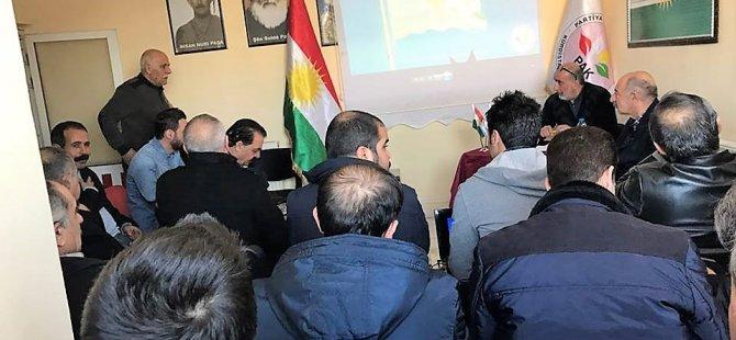 """Abdurahman Paşa Köprüsünde Şêx Seîd'e pusu kurdular"""