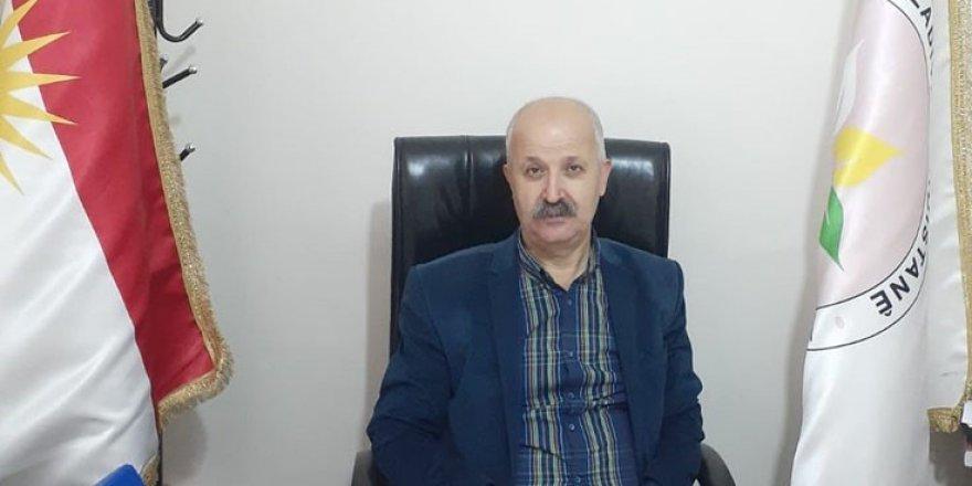 PAK Genel Başkan Yardımcısı Vahit Aba'dan gündeme ve Diyarbakır özgülüne ilişkin değerlendirme