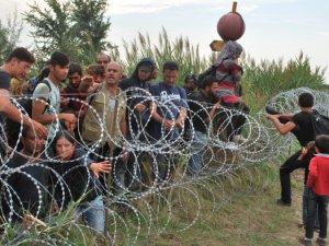 Arap Baharı ve Avrupayı zorlayan sığınmacı akımı