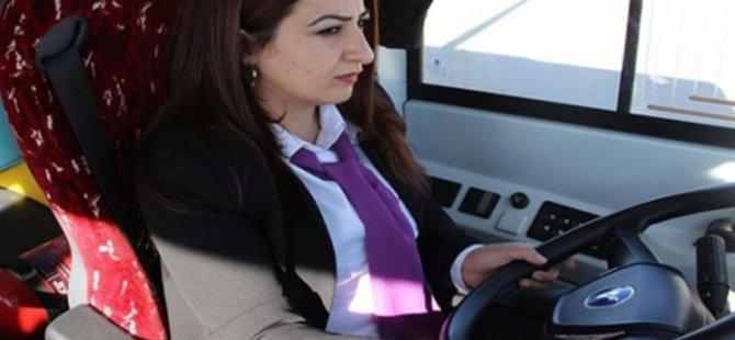 Van: Kayyim kadın şoförleri de istemedi;Başka birimlerde görevlendirildiler