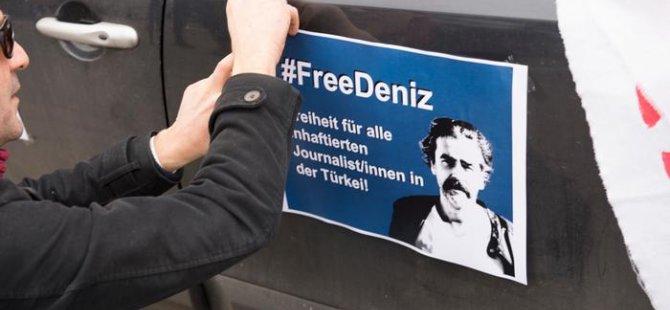Deniz Yücel'in tutuklanması Almanya'yı ayağa kaldırdı