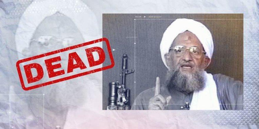 El Kaide lideri Zevahiri'nin öldüğü iddia edildi