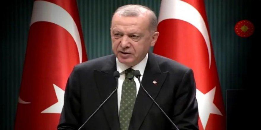 Erdoğan'dan Arınç'a: Kavalalarla bir arada olamayız, Kobanê'yi unutamayız