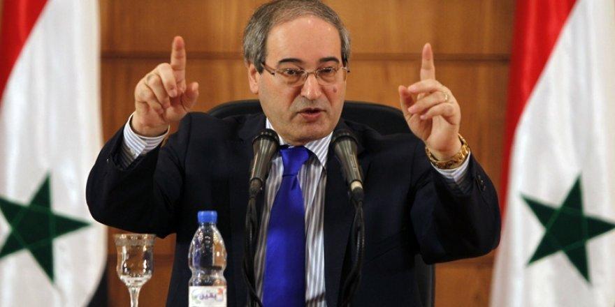Suriye'nin yeni Dışişleri Bakanı Faysal Mikdad