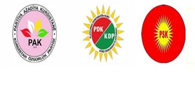 İç çatışmalar Kürt milletine hizmet etmez