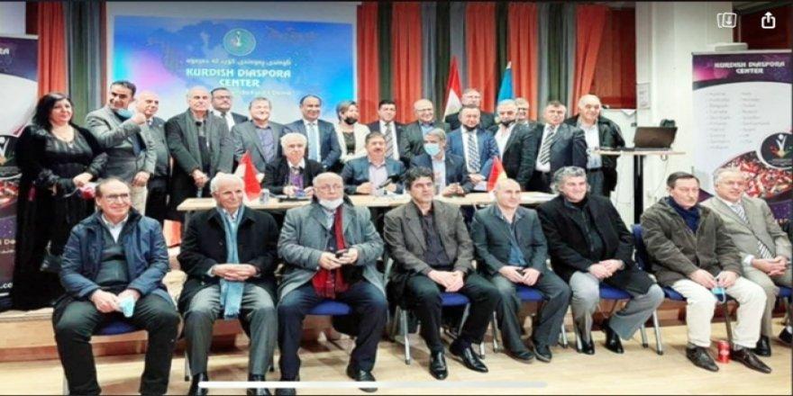 İsveç Kürt Diaspora Merkezi kuruluşunu ilan etti