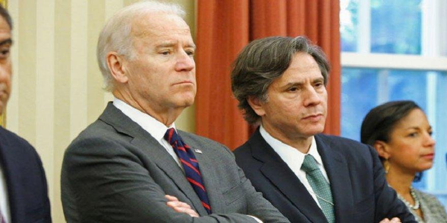 Biden'ın Dışişleri Bakanı tercihi Blinken'den 'Esad gitsin, HSD güçlensin'