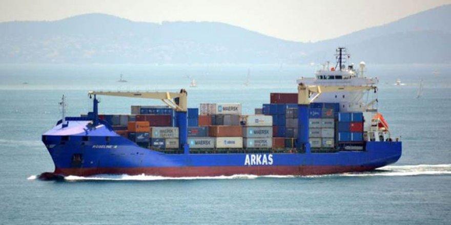Almanya'dan durdurulan Türk gemisine ilişkin açıklama