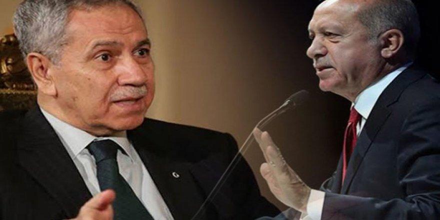 Arınç'tan Erdoğan açıklaması: Rencide edildim...