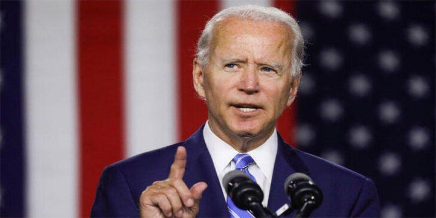 Joe Biden: Seçim bitti, bir araya gelmeliyiz