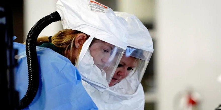 ABD'de salgın: Bir günde 2264 ölüm