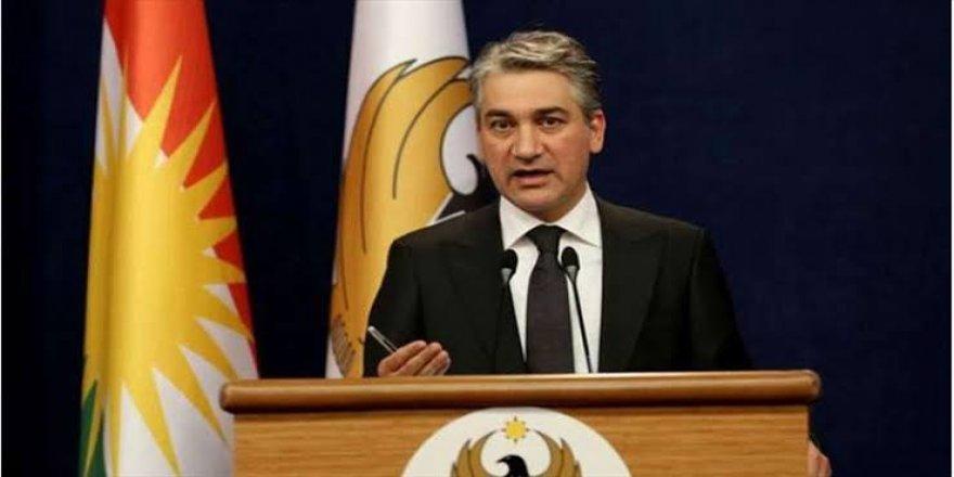 Hükümet Sözcüsü: Bağdat bütçeyi ödemezse Kürdistan Bölgesi'nin farklı alternatifleri olacaktır