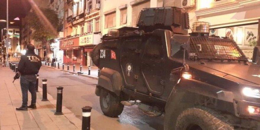 İstanbul'da 25 kişi hakkında yakalama kararı