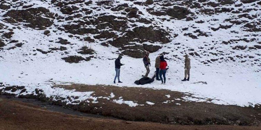 Van'da sınırda 3 mülteci donarak hayatını kaybetti!