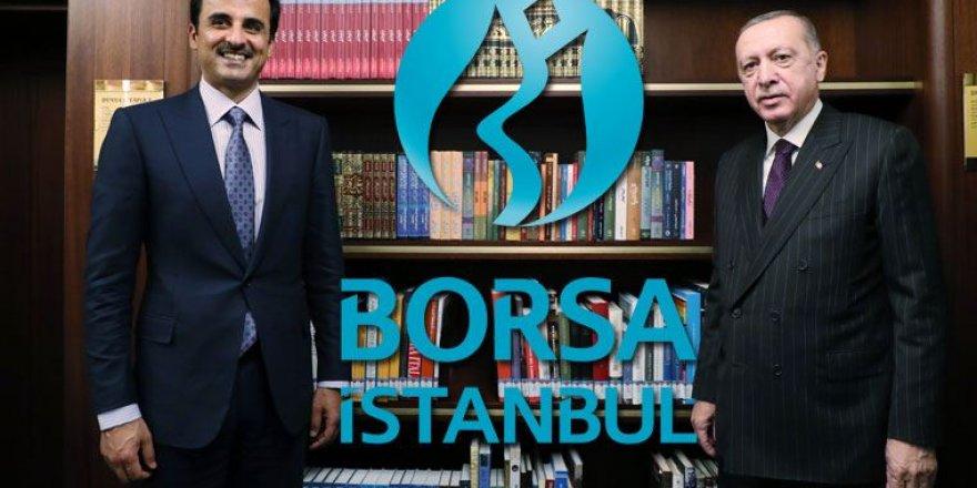 Borsa İstanbul'un yüzde 10'u Katar'a satıldı