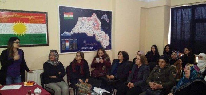 PAK Diyarbakır ve Van`da 8 Mart Etkinlikleri Düzenledi