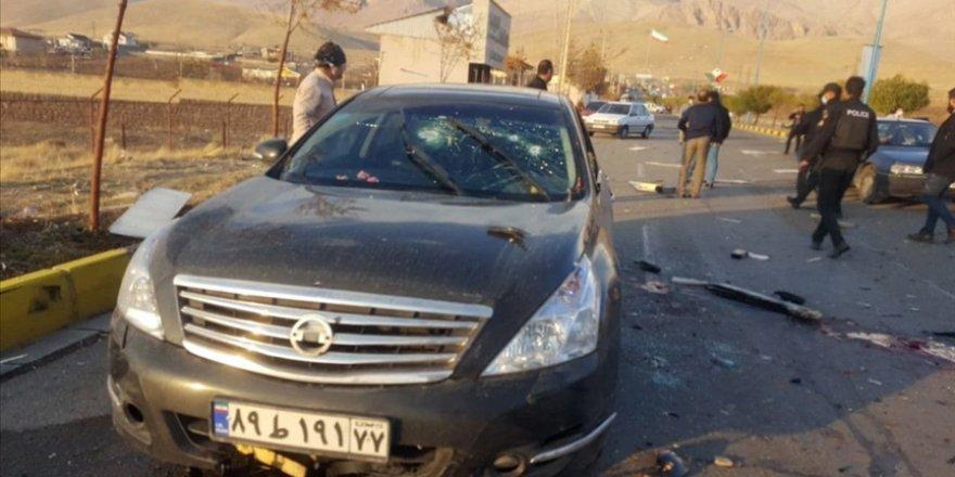 İran: Fahrizade'nin ölümünden İsrail'in sorumlu olduğuna dair ciddi bulgular var!