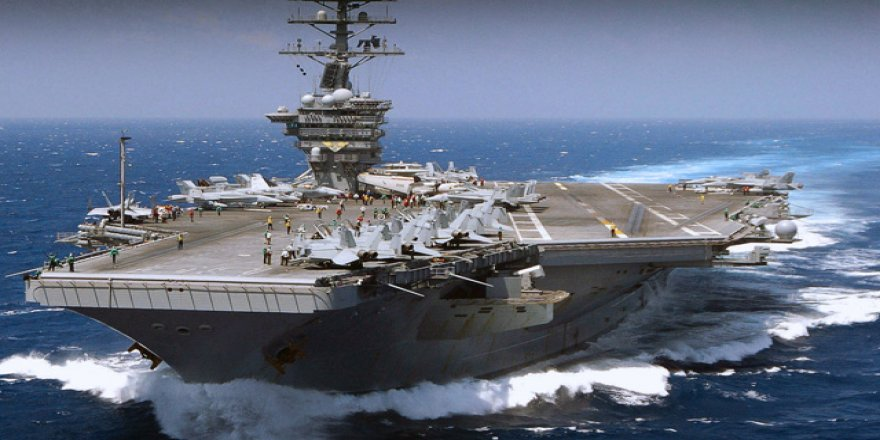 ABD, savaş gemisini Orta Doğu'ya gönderdi