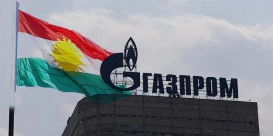 Rus enerji devi Gazprom, Kürdistan'da üretimini arttırıyor