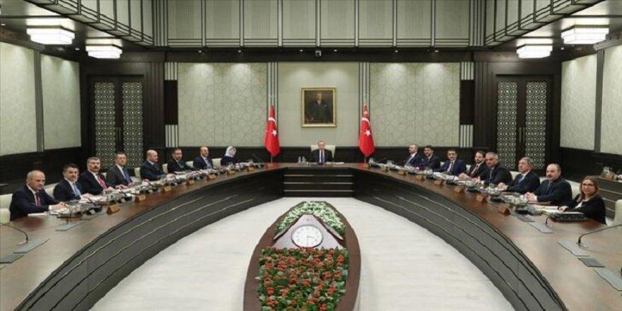 Kabine toplanıyor: Yeni kısıtlamalar gelebilir