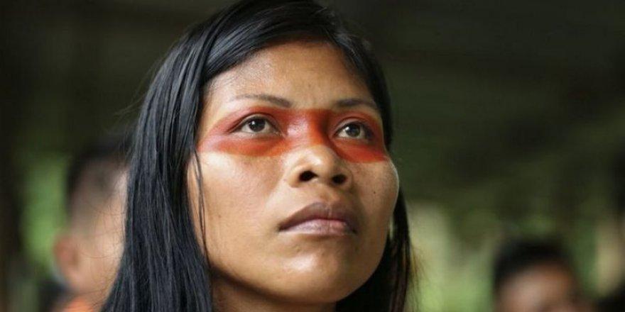 Amazonlardan 'çevre kahramanı' bir halk lideri: Nemonte Nenquimo