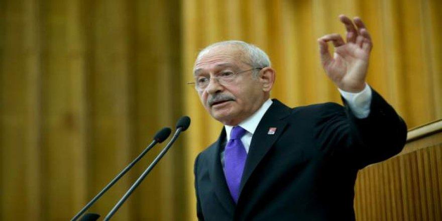 Kılıçdaroğlu, Erdoğan'ın 'Para paradır' sözlerini eleştirdi: 'Tefecilere el açtın, parası olanların önünde diz çöktün'