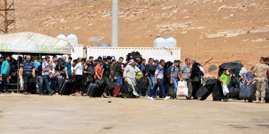 HRW'den Irak'a tepki: Mülteciler zorla kamplardan çıkarılıyor