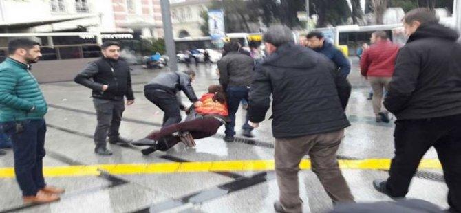 Istanbul: Gazeteciyi Hollandalı sanıp saldırdılar