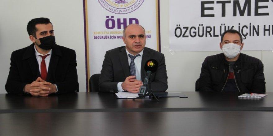 Diyarbakır T Tipi Cezaevi'nde coplu işkence idiası!