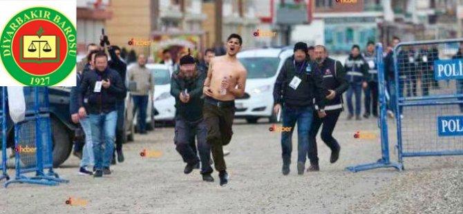 Diyarbekır Barosu: Kemal Kurkut olayının takipçisi olacağız
