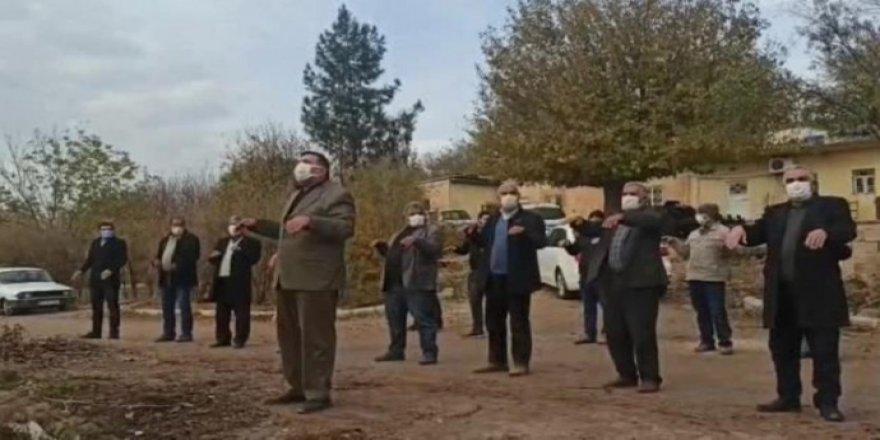 'Elektrik duası'na çıkan yurttaşlara soruşturma