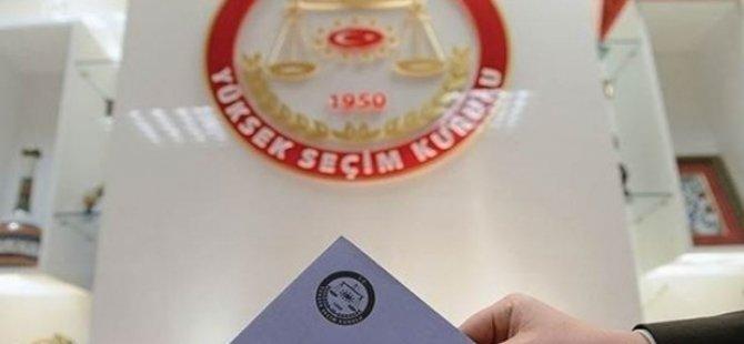 Batman ve Siirt'te HDP'nin 140 sandık görevlisi için ret kararı