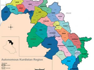 ABD Kürdistan'ı Irak'tan ayırmayı planlıyor