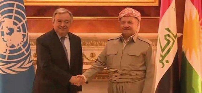 """Barzani:""""Yakın dönemde bağımsızlık için referanduma gideceğiz"""""""